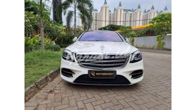 2021 Mercedes Benz S-Class S500L AMG