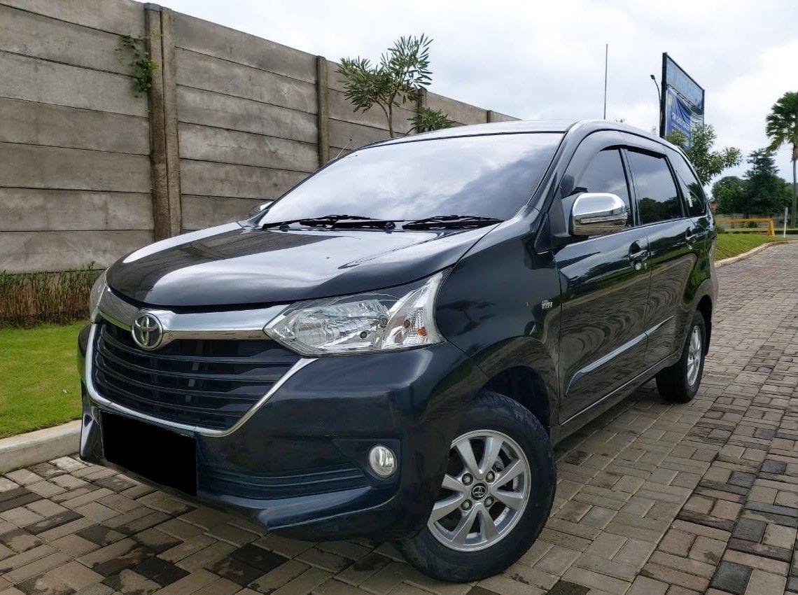 2017 Toyota Avanza G