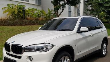2015 BMW X5 X DRIVE - UNIT TERAWAT, SIAP PAKAI, NO PR