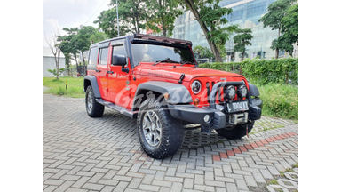 2013 Jeep Wrangler Rubicon - Barang Bagus Siap Pakai