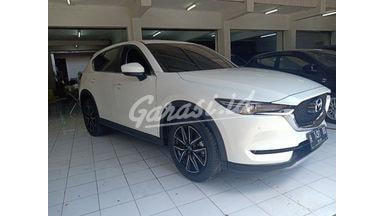 2017 Mazda CX-5 ELITE - Matic Putih Pajak Panjang Siap Pakai !!!