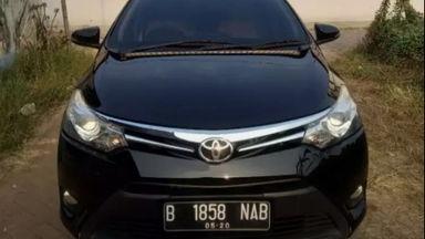 2014 Toyota Vios G - Full Orisinal Seperti Baru