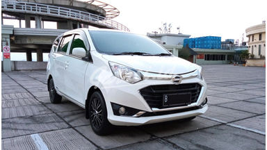 2016 Daihatsu Sigra X deluxe Automatic - Mobil Pilihan