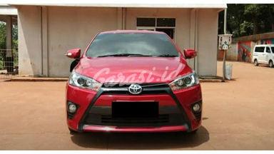 2016 Toyota Yaris G - Mobil Pilihan