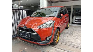 2017 Toyota Sienta V CVT