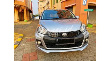 2017 Daihatsu Sirion Deluxe D MFC