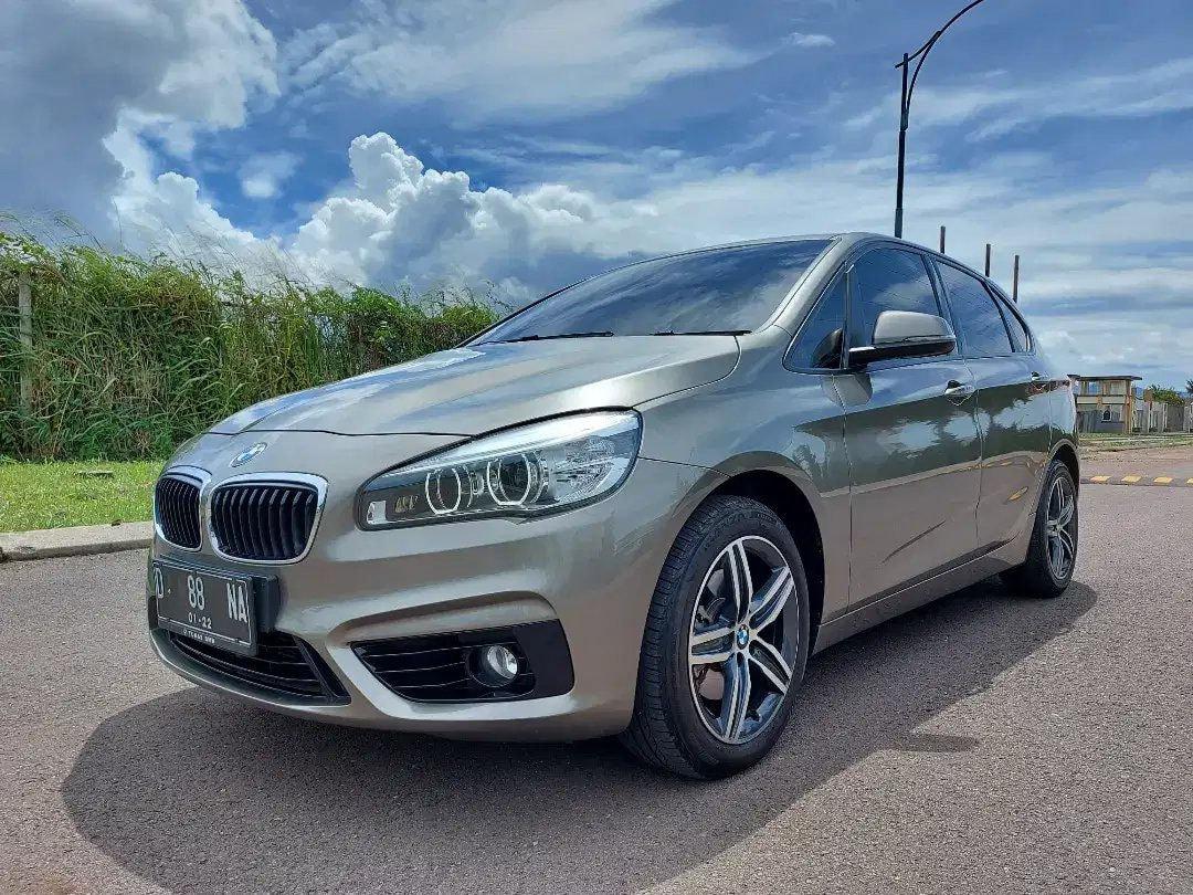 2015 BMW 2 Series 218i Sport Line Active
