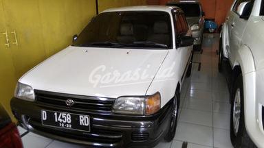 1993 Toyota Starlet 1.3 SE - Good Condition