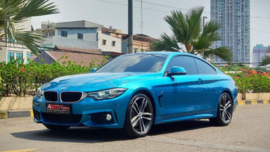 2017 BMW 4 Series Coupe facelift - medition spec like new istimewa