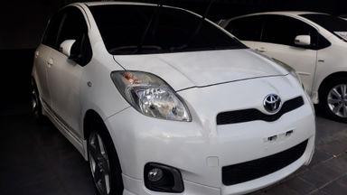 2012 Toyota Yaris E - Langsung Tancap Gas