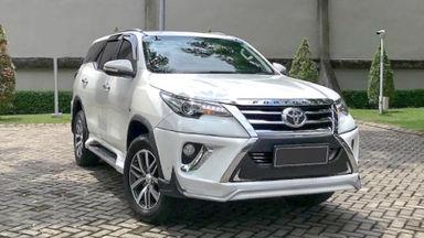 2016 Toyota Fortuner SRZ - Mobil Pilihan (s-1)