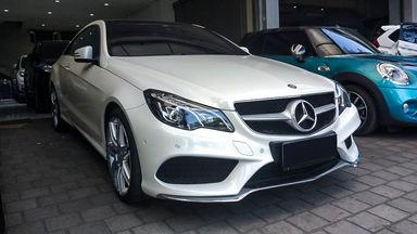 2014 Mercedes Benz E-Class E250 - Mobil Pilihan