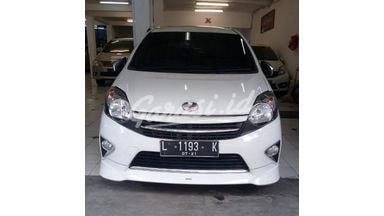 2014 Toyota Agya Trd Sportivo - Kondisi Ciamik