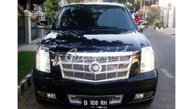 2011 Cadillac Escalade 4x4 Platinum - Barang Langka