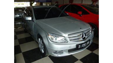 2010 Mercedes Benz C-Class at - Mulus Siap Pakai