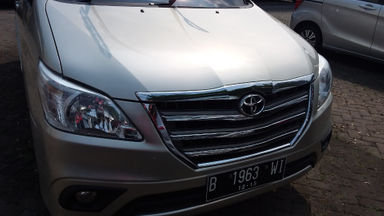 2014 Toyota Kijang Innova G - Good Condition, siap pakai (s-0)