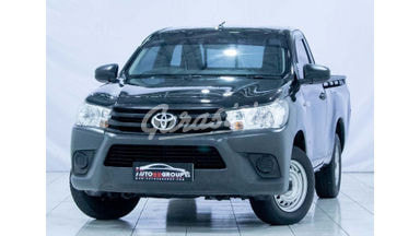 2017 Toyota Hilux SC