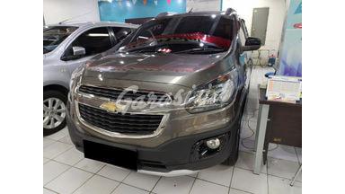 2014 Chevrolet Spin Active - Mobil Pilihan