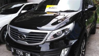 2013 KIA Sportage II LX - Terawat - Siap Pakai