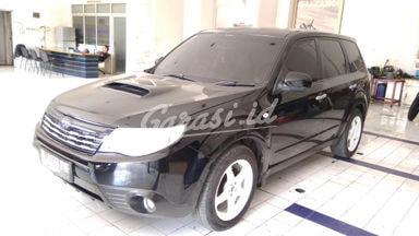 2010 Subaru Forester at - Terawat Siap Pakai Unit Istimewa