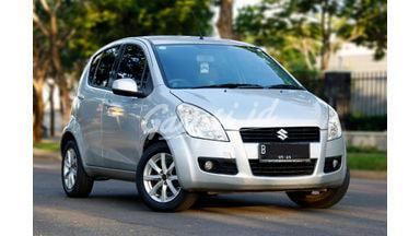 2010 Suzuki Splash GL - KM Asli Terawat Dealer Resmi