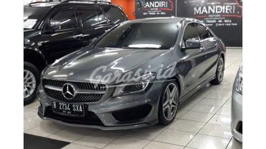2014 Mercedes Benz CLA-Class 200