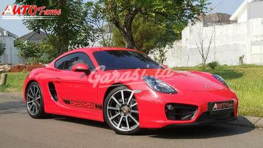 2013 Porsche Cayman - Siap Pakai!!!