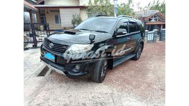 2012 Toyota Fortuner VNT TRD TURBO