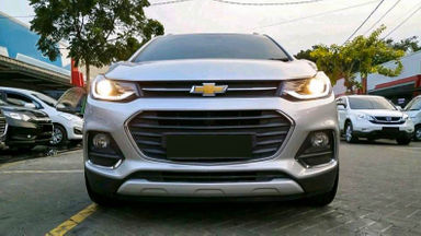 2017 Chevrolet Trax LTZ 1.5 Turbo - Mobil Pilihan (s-1)