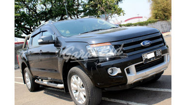 2014 Ford Ranger wildtrack - Tangguh Super Istimewa