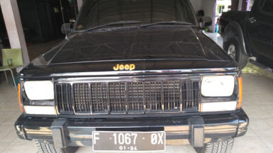 1994 Jeep Cherokee - Siap Pakai