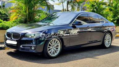 2016 BMW 5 Series 528i luxury line