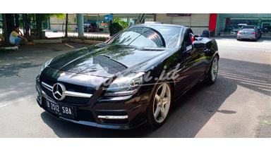 2011 Mercedes Benz Slk 200