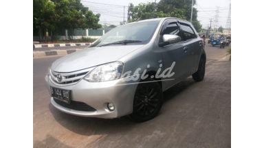 2013 Toyota Etios Valco E - Istimewa Siap Pakai