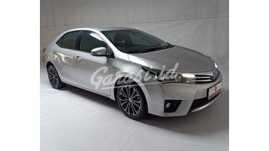 2016 Toyota Corolla Altis V
