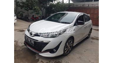 2018 Toyota Yaris S trd sportivo - Mobil Pilihan