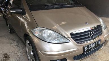 2006 Mercedes Benz A-Class A 150 - Harga Murah Tinggal Bawa (s-1)