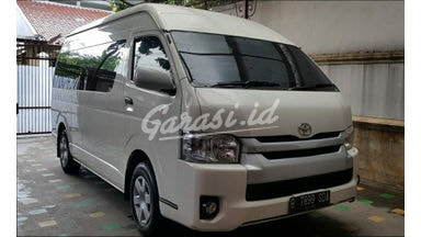 2017 Toyota Hiace Commuter - Bisa Nego
