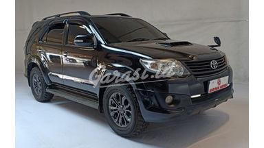 2015 Toyota Fortuner Grand VNT TRD