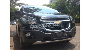 2014 Chevrolet Spin Activ - Pemakaian pribadi
