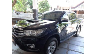 2015 Toyota Hilux G - Istimewa Siap Pakai