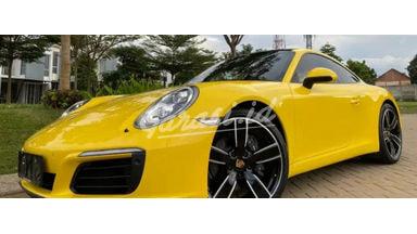 2018 Porsche Carrera 911 - Barang Bagus Dan Harga Menarik