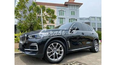 2019 BMW X5 X drive - New Model Black On Saddle Warranty TERMURAH