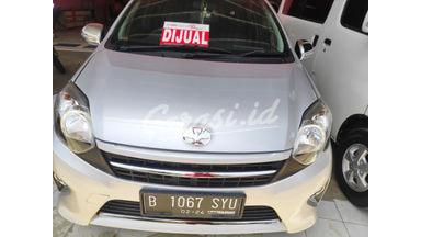 2013 Toyota Agya G - Kondisi Ciamik