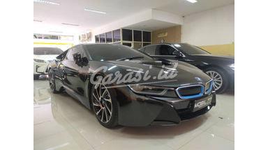 2015 BMW i i8 coupe