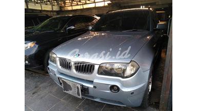 2004 BMW X3 at - Siap Pakai