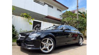 2013 Mercedes Benz CLS AMG - Langsung Tancap Gas