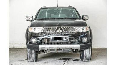 2012 Mitsubishi Pajero Sport Dakar