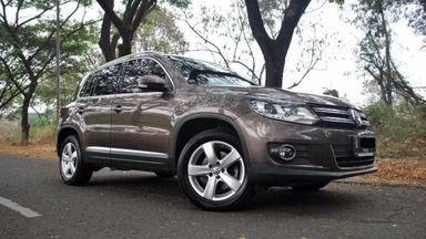 2013 Volkswagen Tiguan 1.4 - SIAP PAKAI!