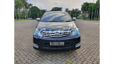 2011 Toyota Kijang Innova G Luxury - Bekas Berkualitas